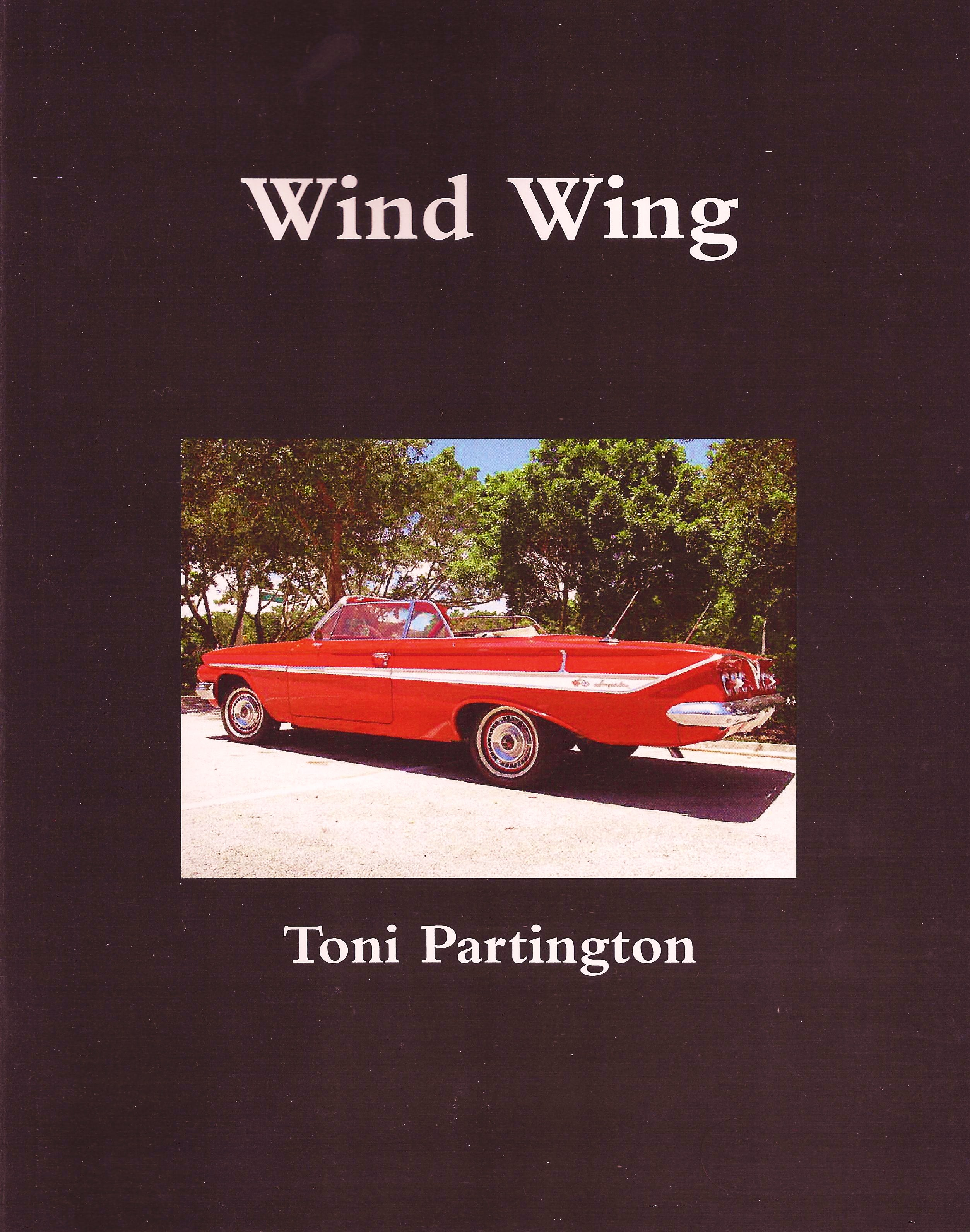Here Is What Some Of Toni's Fellow Poets Had To Say About The Book: