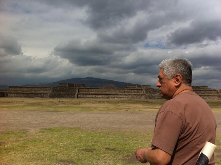 Raul Sanchez Teotihuacan 2012