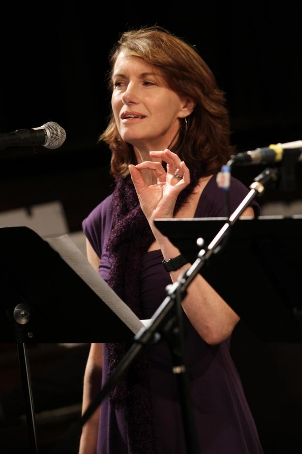 Washington State Poet Laureate Elizabeth Austen Photo by John Ulman