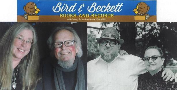 Bird and Beckett four shot