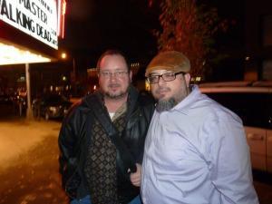 Richard Loranger and Christopher Luna by Jane Ormerod November 17 2012