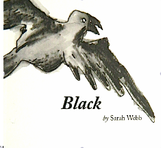 black by sarah webb