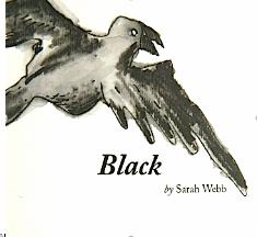 black by sarah webb