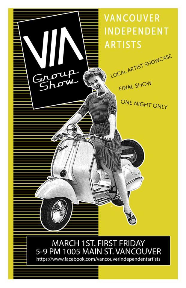 VIA final show March 1 20919