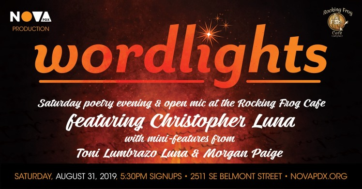 Wordlights August 31 2019