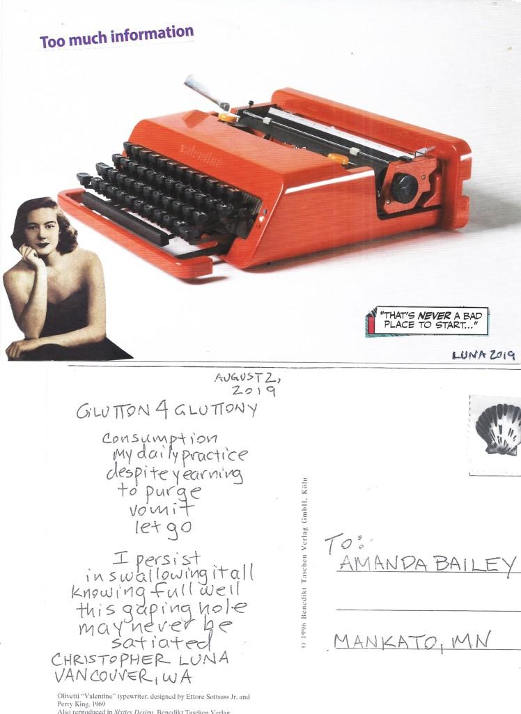 August 2 Amanda Bailey