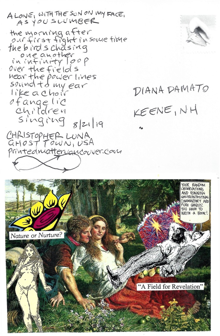 August 21 Diana Damato